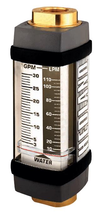Выбор средств измерения расхода и количества жидкостей и газа