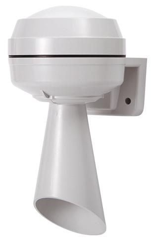 Электронная сирена серии MW86N для настенного монтажа