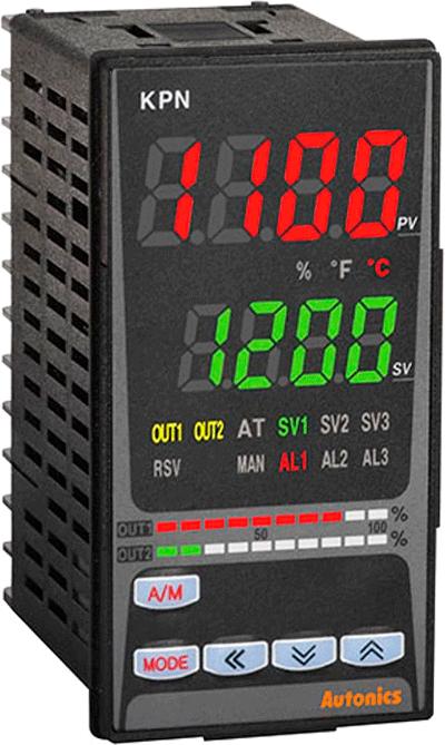 Индикаторы температуры Autonics