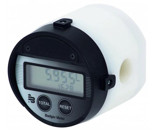 IOG – промышленные расходомеры с овальными шестернями