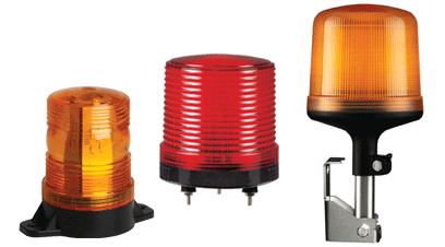 Маячки светодиодные стробоскопического типа серии QA