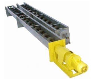 Винтовой конвейер расчет привода достоинства и недостатки скребкового конвейера