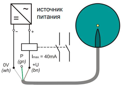 Датчик уровня FLD-48 МЕДУЗА