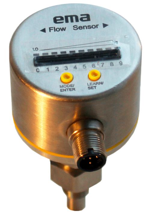Датчики потока и температуры EMA FL62