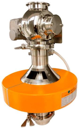 Гигиенический расходомер сыпучих материалов VASOMETER