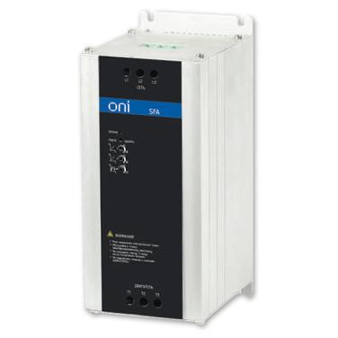 Устройства плавного пуска SFA ONI
