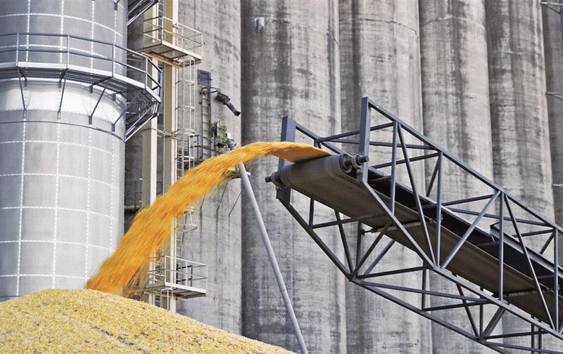 Ротационные сигнализаторы для контроля предельных уровней заполнения силосов зерном