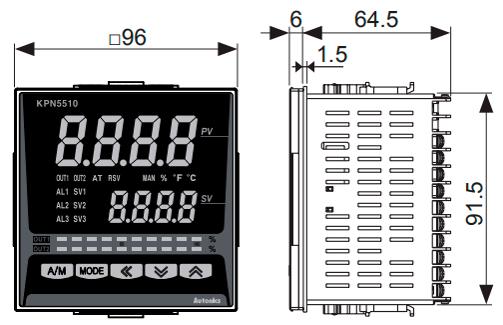 Контроллеры технологического процесса KPN