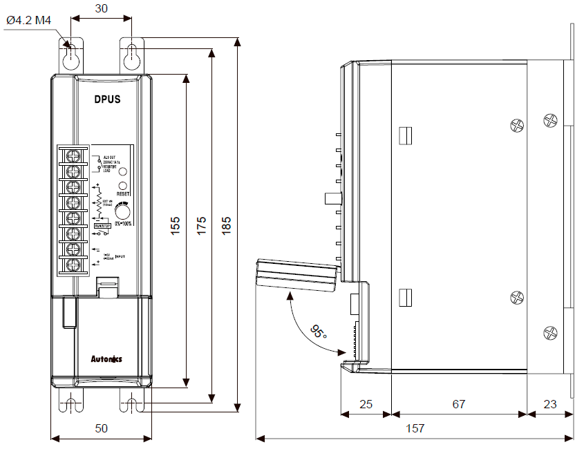 Тиристорные регуляторы мощности DPUS